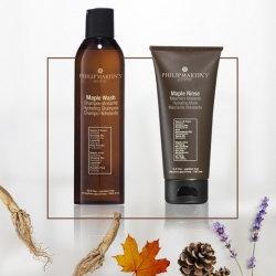 MAPLE WASH & RINSE SET